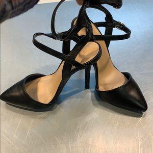 Wild diva strappy heels